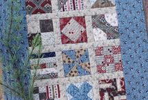 A TEMECULA QUILT / LOVE THE STYLE FROM TEMECULA / by Dorte Rasmussen.Denmark