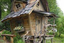 man shed
