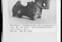 Zabawki średniowieczne