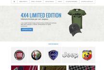Ecommerce Web Design / Design moderno e layout user-friendly per i nostri e-commerce