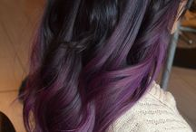 Coloured Ombre