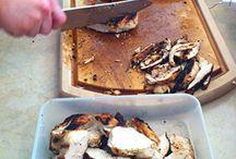 bulk cooking/meal prep