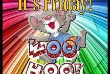 Friday - Vrydag