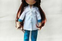 Тематические куклы