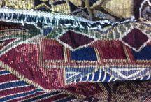 Festival jacquard fabrics and trims