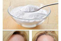 baking soda under eye bags