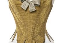 1700-1750 - Undergarments