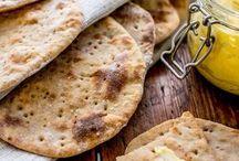 leipää ja rieskaa