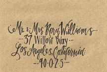 Wedding Invites / by Nicole Murdoch