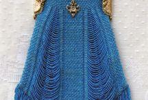 Victorian purses