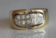 gouden ring briljanten