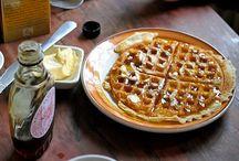 Breakfast to make gluten-free / by Fran Walsh