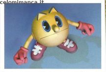 Album Pac-Man and the Ghostly Adventures / Figurine dell'album Pac-Man and the Ghostly Adventures - Giromax 2015