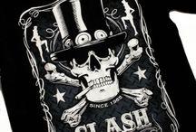 Футболки Guns-n-Roses / Футболки Guns n` Roses и Slash