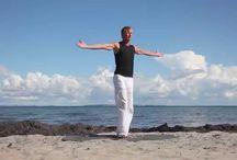 yoga og andre øvelser