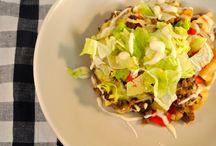 Koken: salade
