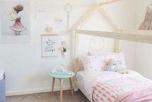 Lorreen slaapkamer
