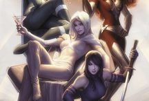 Marvel +DC + FA (etc ?)