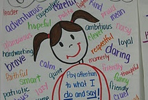 Anchor Charts / by Liz Herbert
