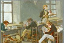 Lanius Family Regensburg / Porzellanmaler. Putzmacherin.