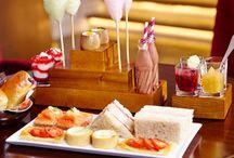 Afternoon tea cafe