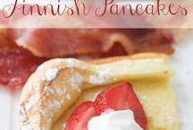 Pancakes du monde
