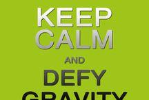 Keep Calm and ........