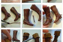 Miniature sculpting