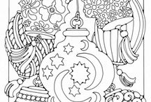Coloring Pages / by Lois Singleton