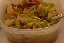 Saláty zeleninove