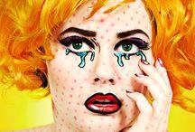 Makeup / by Vintage Vixen