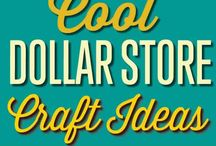 dollar store crafts / by Dana Gore