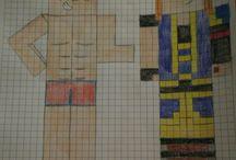Mis dibujos / Estos son mis dibujos random