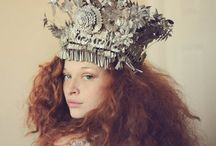 headdresses / by Nicole Gelinas