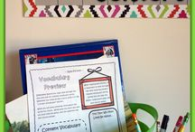 Read and Write / Inspirational learning centers and activities regarding reading and writing