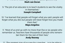 Quotes for Educators
