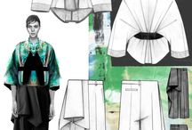 Fashion Portfolios Inspirtation/Examples