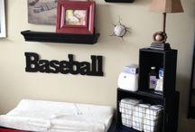 Baseball Nursey