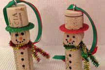 Accessoires bonhomme de neige
