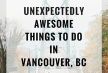 Travels - Vancouver, BC