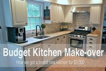 Budget Kitchen Ideas