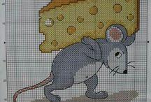 muizen patronen