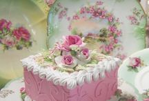Vintage cakes / by pam wedgeworth
