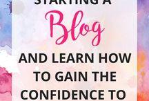blogging & making money on line