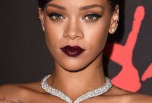 Rihanna wears jewelry