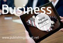 Digital Magazines. Business / www.magpla.net