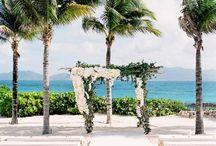 Γάμοι στην παραλία