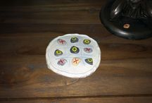Mary Eiva's Crafts / This board is about my handmade items and art-crafts including pottery, sewing, paper-crafts, ...