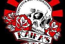Kaifa's Tattoo Studio board / Our idea for your tattoo