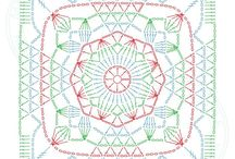 Crochet - Rustic Lace Square